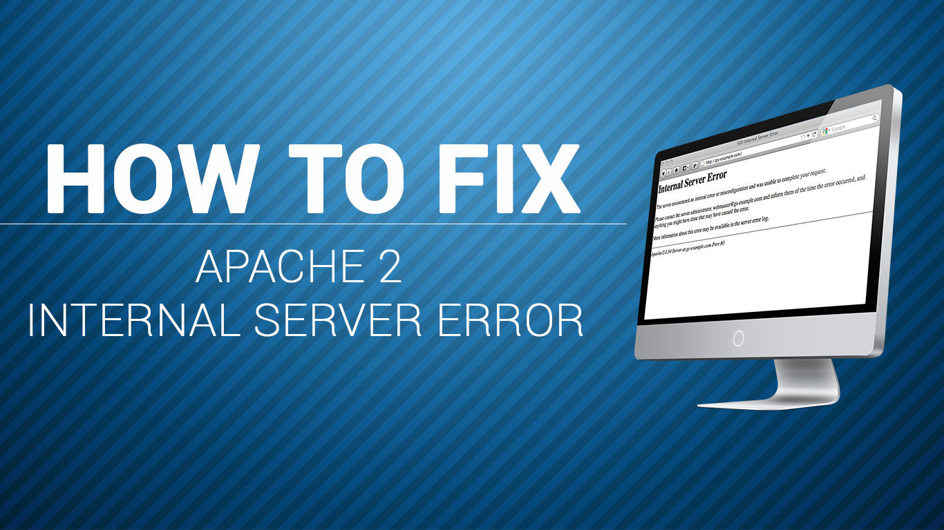 How to fix Apache2 500 Internal server error
