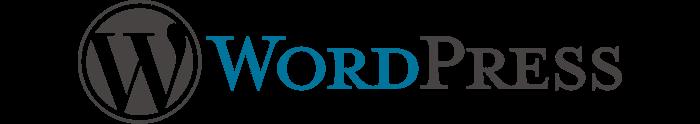 Wordpress mini logo