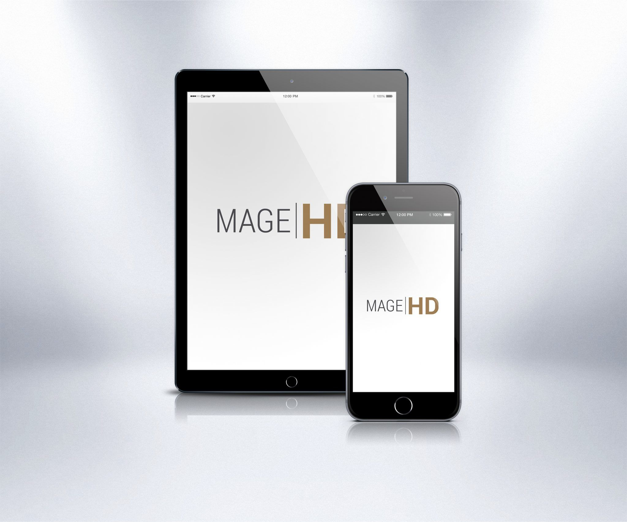 MageHD mobile application development