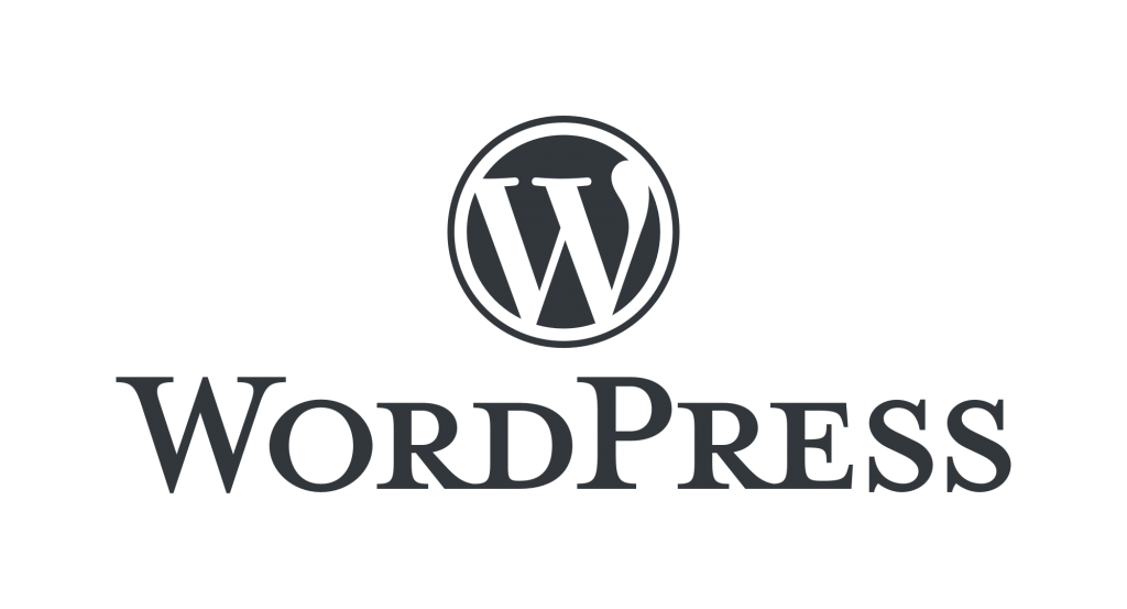 WordPress Logo Large