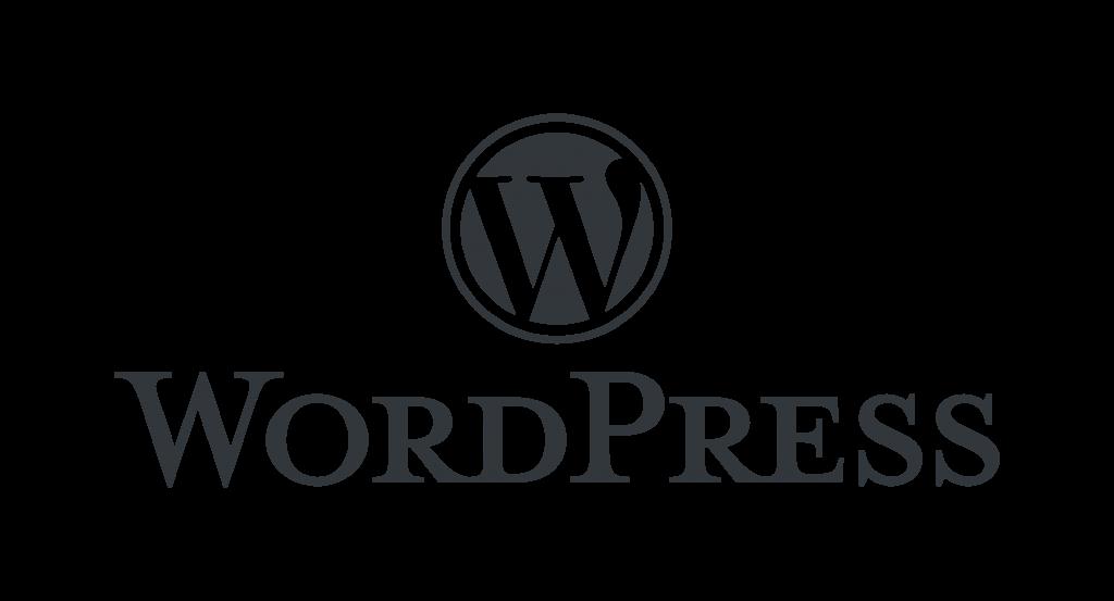WordPress Logo Large